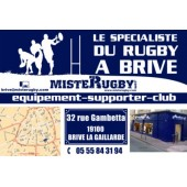 Mister Rugby Brive